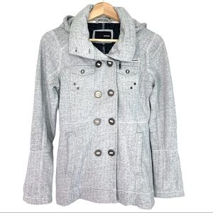 Hurley Button Down Sweater Jacket